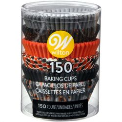 Wilton Baking Cups Tube Eyeball pk/150