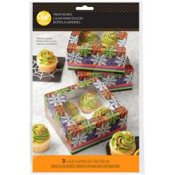 Wilton Cupcake Boxes Spiderweb