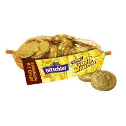 Hitschler Gouden Munten 130 gram