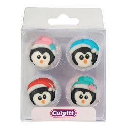Culpitt Suiker Decoraties Penguin