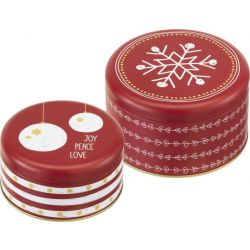 Birkmann Cake Tin Set Little Christmas set/2 S/M