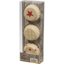 Birkmann Little Christmas Mini Muffin 72pc