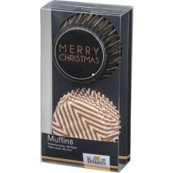 Birkmann Baking Cups Christmas Glamour