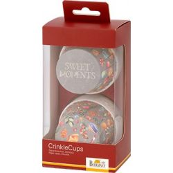Birkmann Baking Cups Crinkle Sweet Moments 24/pc