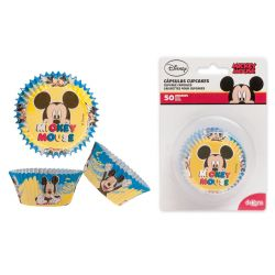 Dekora Mickey Mouse Baking Cups pk/50