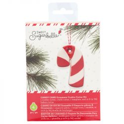 Sweet Sugarbelle Candy Cane Ornament Cookie Cutter Kit