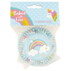 BWL Baking Cups Unicorn