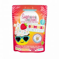 Sugar and Crumbs Llama (Banana & Strawberry) 500gr