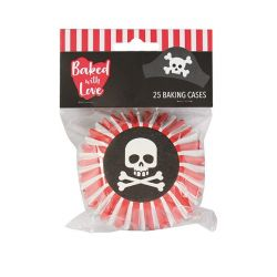BWL Baking Cups Pirates