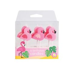 BWL Candles Flamingo