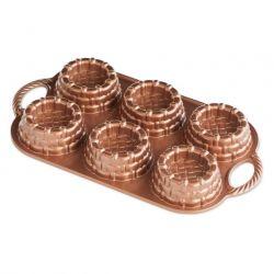 Nordic Ware Cakelet Shortcake Baskets