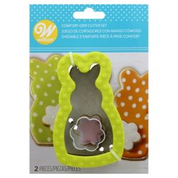 Wilton Comfort Grip Cutter Set Bunny