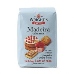 Wright's Baking Madeira Cake Mix 500gr