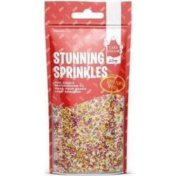 Stunning Sprinkles Multi Coloured Disco 50gr