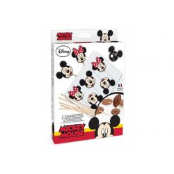 Scrap Cooking Chocolade Lolly Set Mickey Mouse