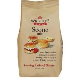 Wright's Baking Scone Mix 500gr