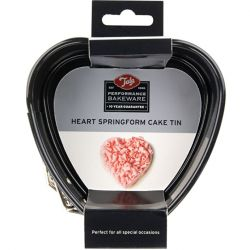 Tala Performance Non-stick Mini Heart Springform Cake Tin