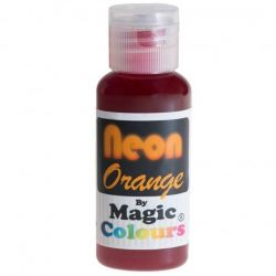 Magic Colours Gel Kleurstof Neon Orange