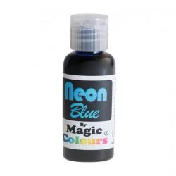 Magic Colours Gel Kleurstof Neon Blue