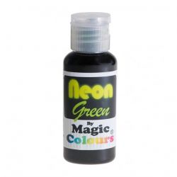 Magic Colours Gel Kleurstof Neon Green
