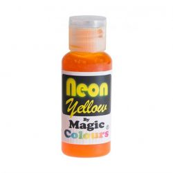 Magic Colours Gel Kleurstof Neon Yellow