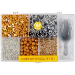 Wilton Sprinkles Assorted Treat Toppings