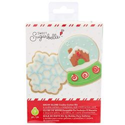 Sweet Sugarbelle Snow Globe Cookie Cutter Kit/7pc