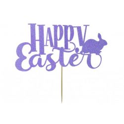 Kelsi-Marsh Krafts Cake Topper Happy Easter