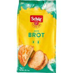 Schär Glutenvrij Broodmix 1kg