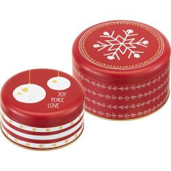Birkmann Cake Tin Set Little Christmas S