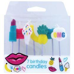 BWL Candles Tutti Frutti