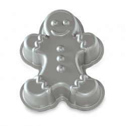 Nordic Ware Cake Pan Gingerbread Man