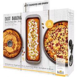 Birkmann Bakvormen Set Easy Baking