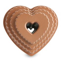 Nordic Ware Bundt  Tiered Heart