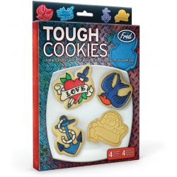 Fred Cookie Cutter Tough Cookies