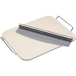 Kitchencraft Pizza Stone & Cutter