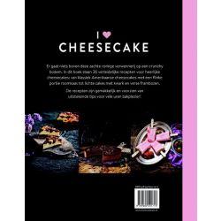 I Love Cheesecake - Christin Geweke
