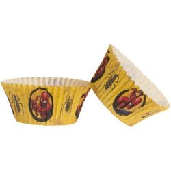 DeKora Baking Cups Spiderman pk/25
