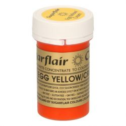 Sugarflair Paste Colour Egg Yellow/Cream