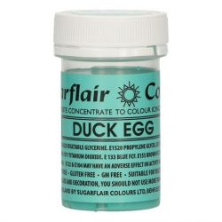 Sugarflair Paste Colour Duck Egg