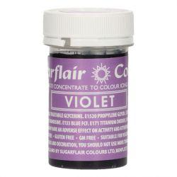 Sugarflair Paste Colour Violet