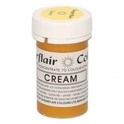 Sugarflair Paste Colour Cream