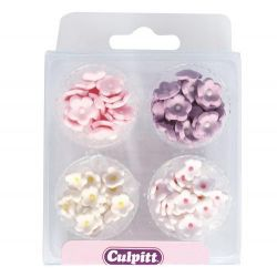 Culpitt Suiker Decoratie Mini Flowers pk/100