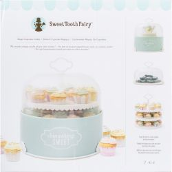 Sweet Tooth Fairy Magic Cupcake Caddy