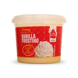 Cake Decor Pro Frosting Vanille 400g