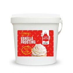 Cake Decor Pro Frosting Vanille 1,5kg