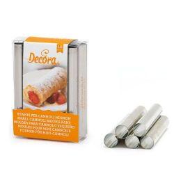 Decora Mini Cannoli Mould pk/10