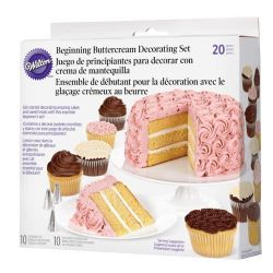 Wilton Decorating Tip Set  Buttercream Basic