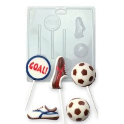 PME Chocolate Mould Soccer