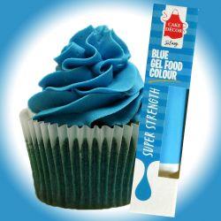Cake Decor Colour Gel Blue 19g